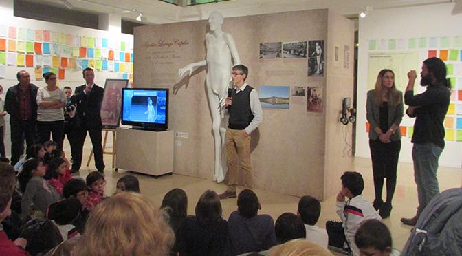 Exposición en el MNA