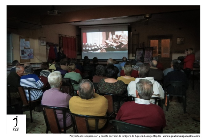 Acto de presentación – Hogar del pensionista de Puebla de Alcocer (Badajoz)