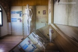 Vaciado con bastón y vitrina de maquetas 3D