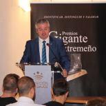 Intervención de D. Manuel Moreno Delgado, alcalde de Puebla de Alcocer
