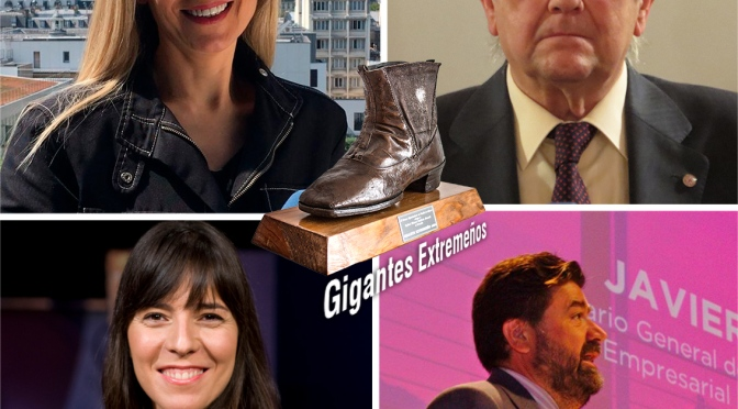 La localidad de Puebla de Alcocer da a conocer los premios Gigante Extremeño.