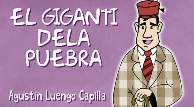 """edición especial """"El Giganti dela Puebra"""""""
